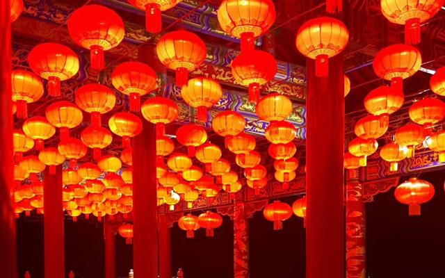 金光寺-元宵佳节丨最是人间灯火处,佛前祈福正当时